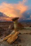 Page, Arizona, hoodoo, rock, tent rock, fairy chimney
