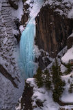 Colorado, frozen, waterfalls, San Juan Mtns, aqua, color, ice