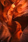 Page, Arizona, light composition, desert, slot canyon