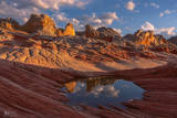 Vermilion Cliffs National Monument, reflect, Arizona, otherworldly