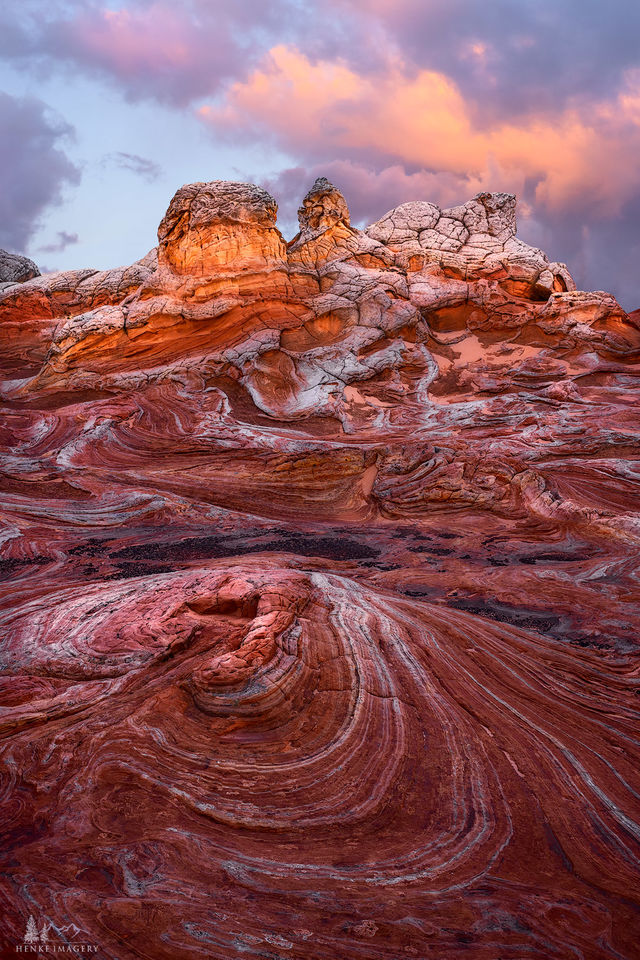 Vermilion Cliffs National Monument, rock, formations, Navajo, sandstone