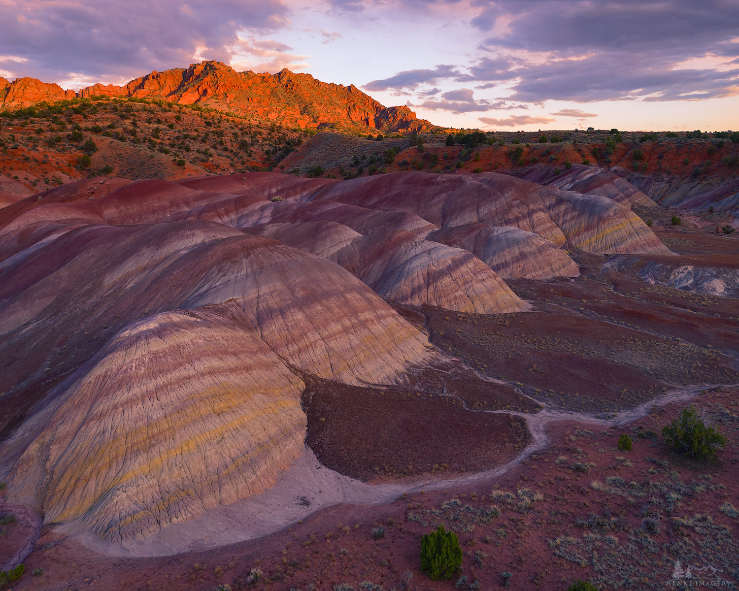 Monument, aerial, drone, Paria Canyon-Vermilion Cliffs Wilderness, photo