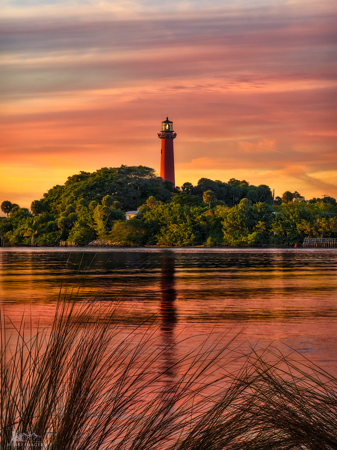 Jupiter, Florida, lighthouse, photo
