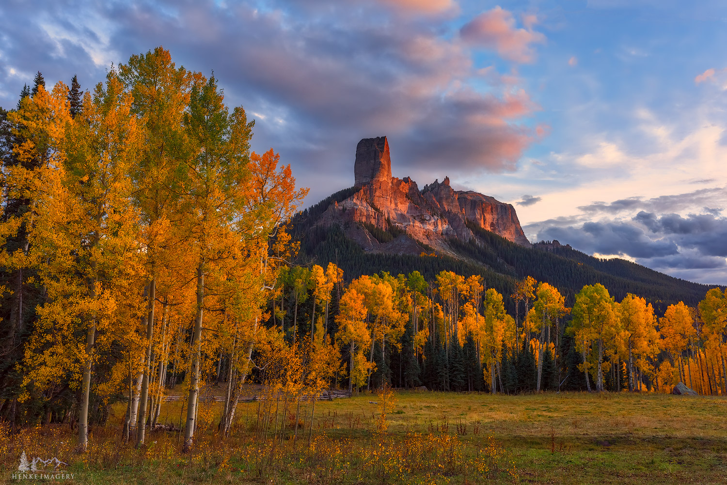 The fall season atChimney Rock is one of those amazing iconic locations in the San Juan Mtns of Colorado. Specifically...